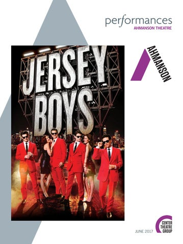 Performances Magazine Jersey Boys By Socalmedia Issuu