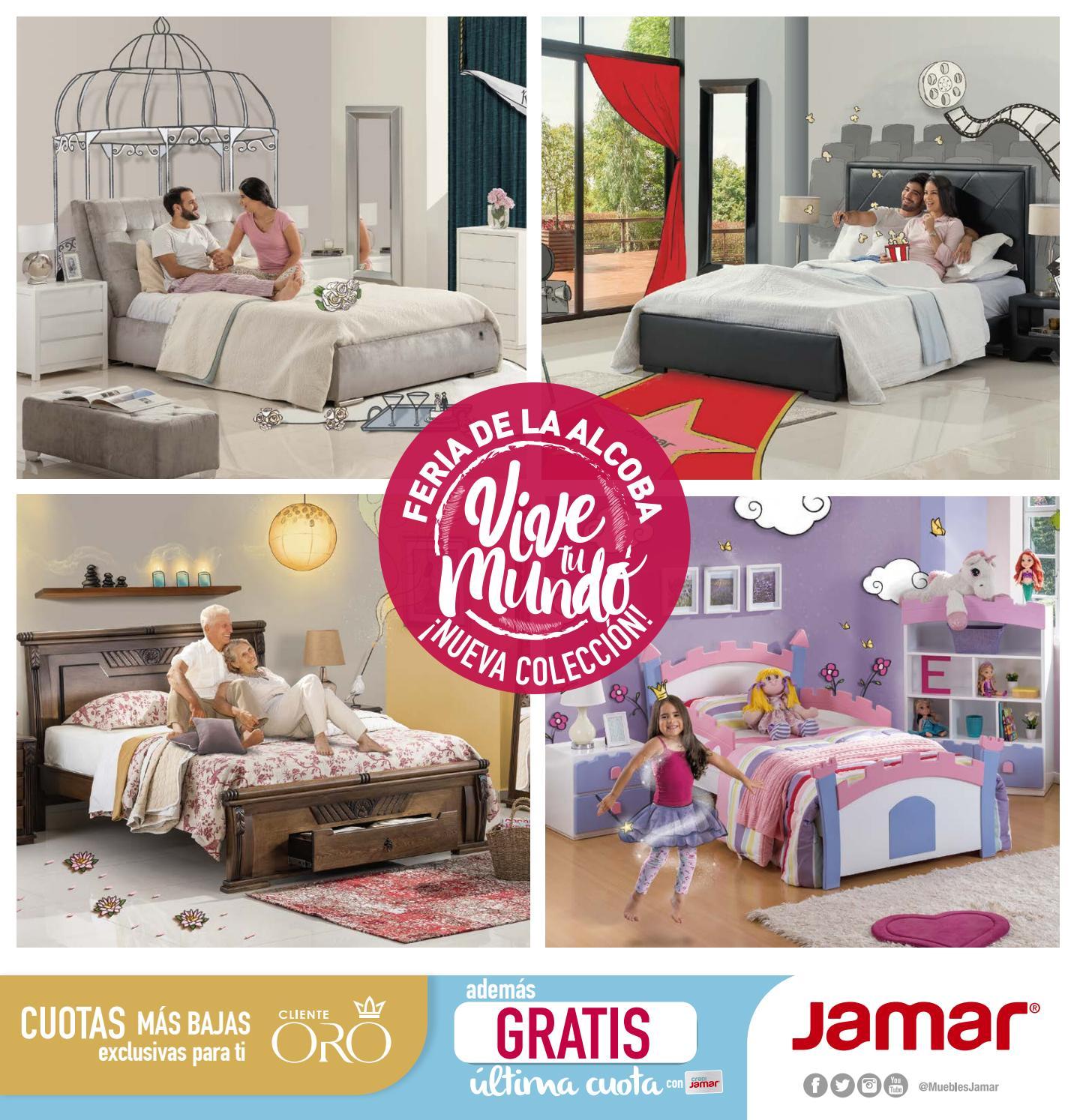 Catálogo Feria De La Alcoba Cliente Oro Jamar Cartagena & Santa ...