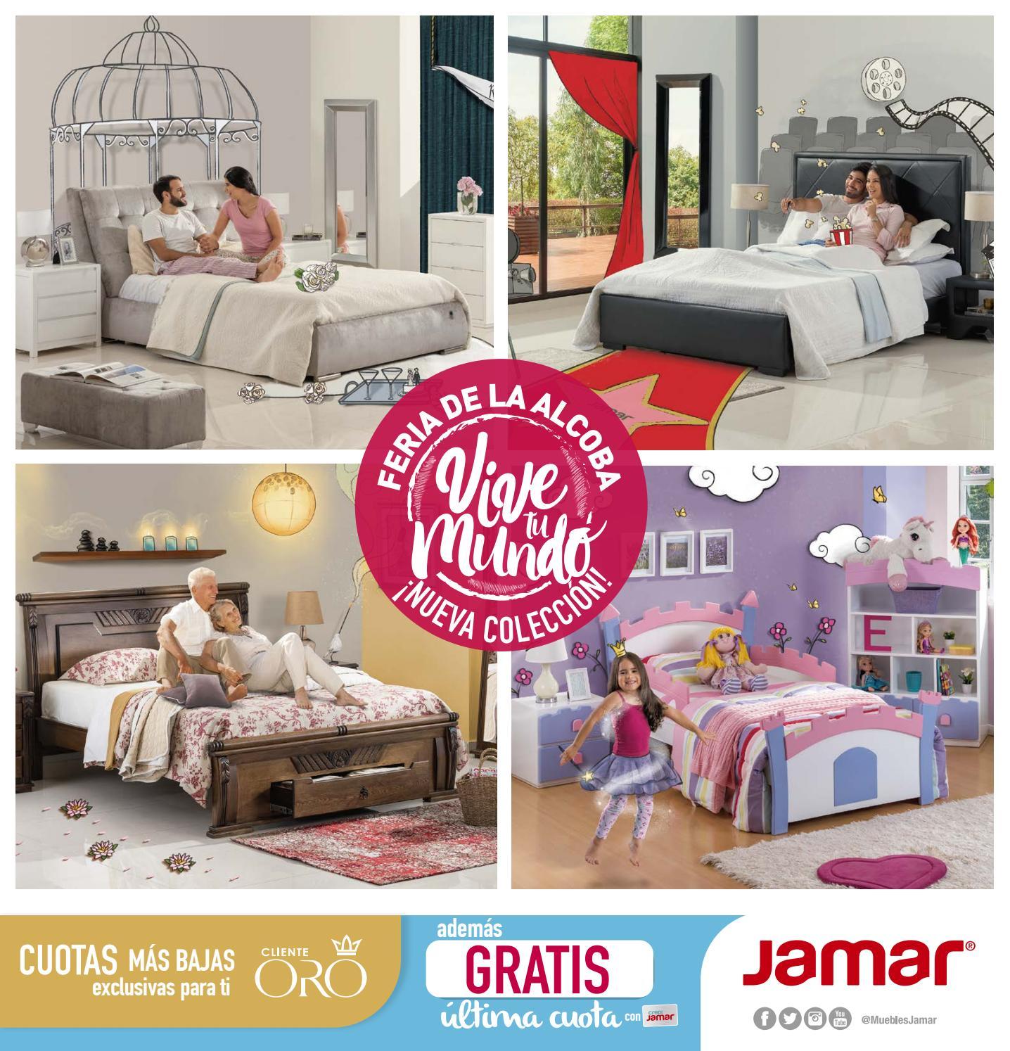 Cat Logo Feria De La Alcoba Cliente Oro Jamar Barranquilla 2017 By  # Muebles Nocheros