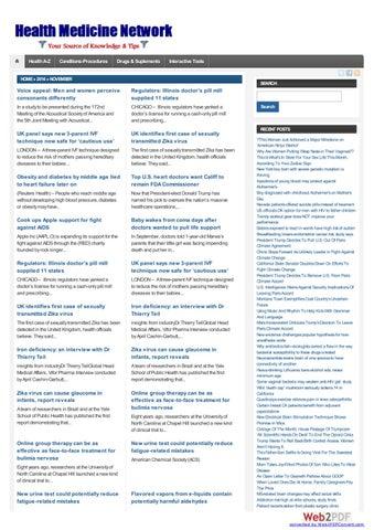 Healthmedicinet Com I 2016 11 By Tuni Sante
