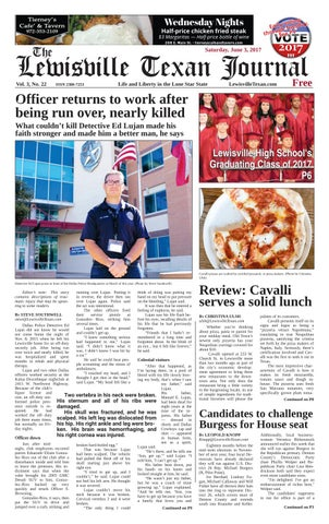 The Lewisville Texan Journal - 6/3/2017 by The Lewisville