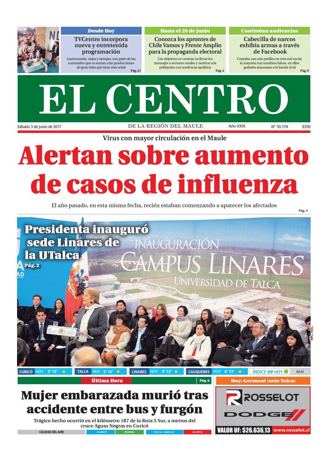 Diario 07 06 2017 by Diario El Centro S.A - issuu