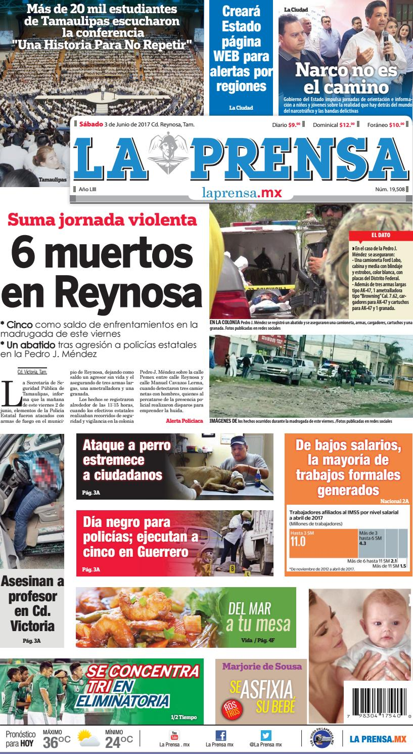Anays Leyva Edad laprensala prensa de reynosa - issuu