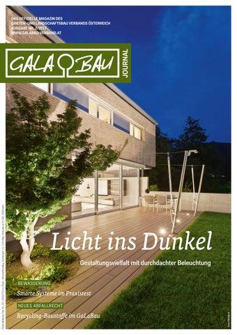 Galabau Journal 02/2017 By Galabauverband   Issuu