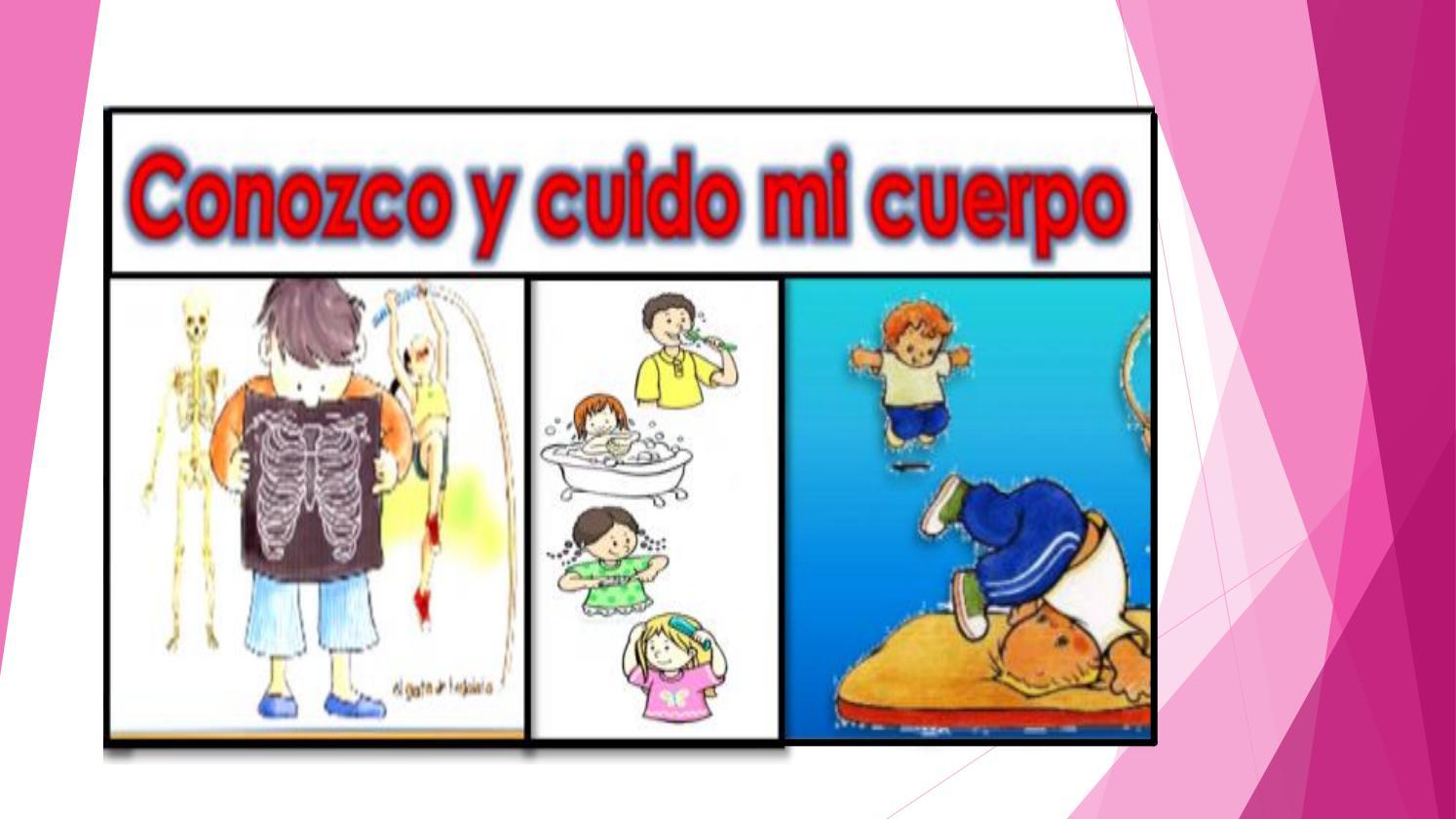 Como Cuido Mi Cuerpo: Conozco Y Cuido Mi Cuerpo By Ceciliaipaz
