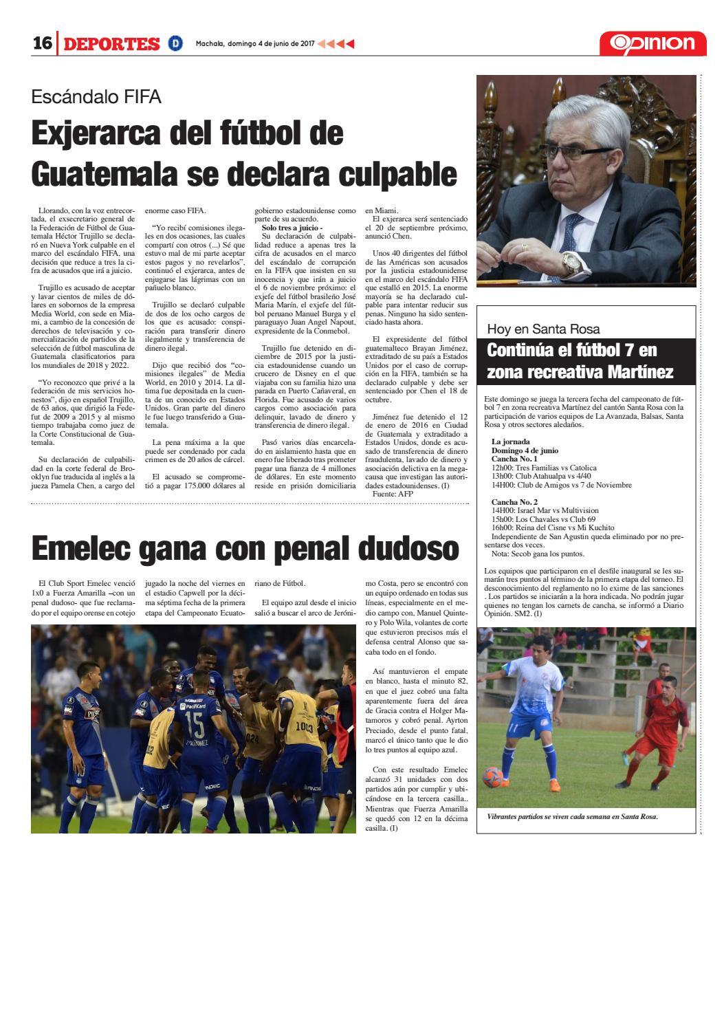 Impreso 04 06 17 by Diario Opinion - issuu