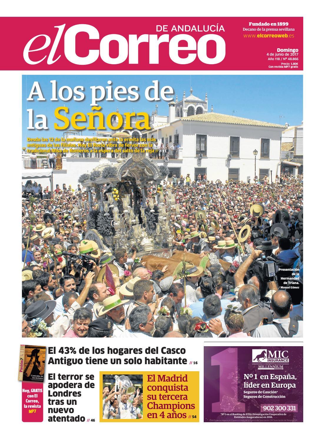 04 06 2017 El Correo De Andaluc A By El Correo De Andaluc A S L  # Muebles Mebol Lucena