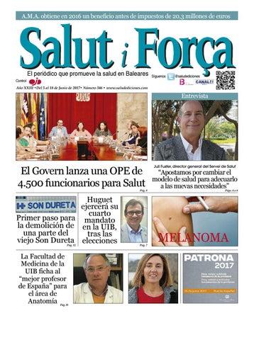 346 Salut i Forca Baleares by Salud Ediciones - issuu