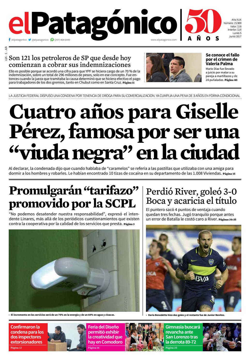 edicion221504062017.pdf by El Patagonico - issuu