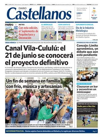 Diario Castellanos 05 06 by Diario Castellanos - issuu 8c0a37b224ccd