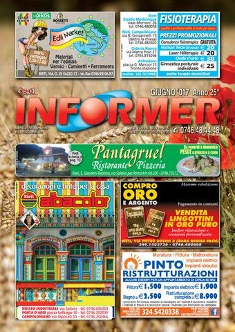 INFORMER Giugno 2017 by informer - issuu 35bebaa4973
