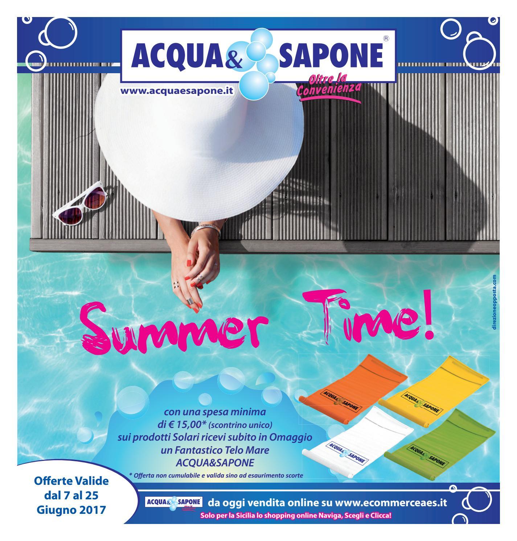 Volantino acqua sapone n 9 by acqua sapone sicilia issuu for Volantino acqua e sapone sicilia