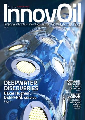 InnovOil Issue 53 June 2017 by NewsBase Ltd  - issuu