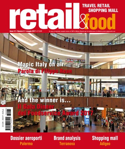 retail&food 05 2017 by Edifis issuu