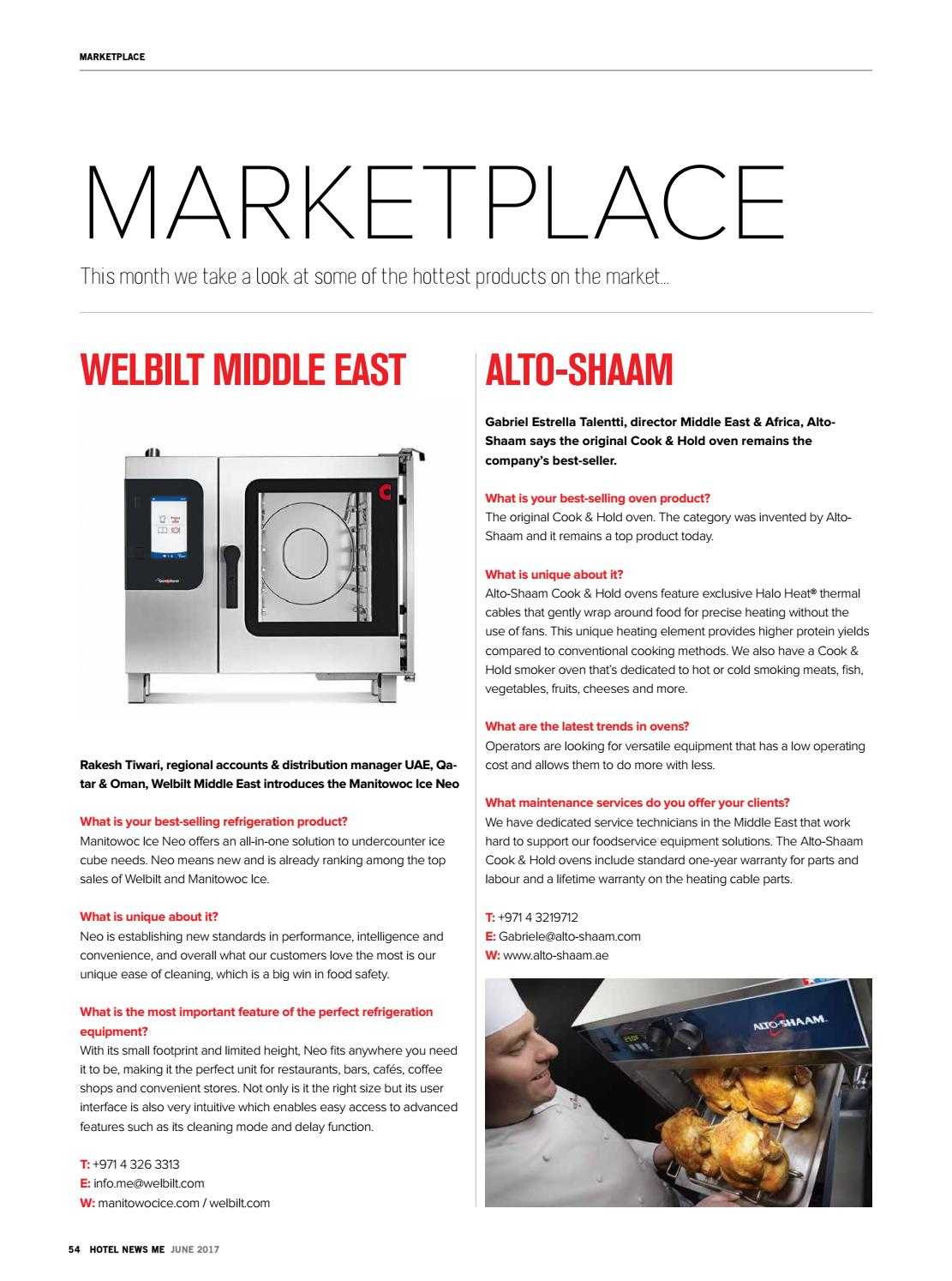 Alto Shaam Logo Wiring Diagram Hotel News Me June 2017 By Bnc Publishing Issuu