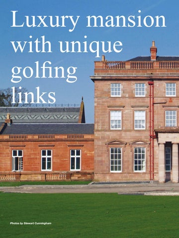 Page 44 of Luxury mansion with unique golfing links