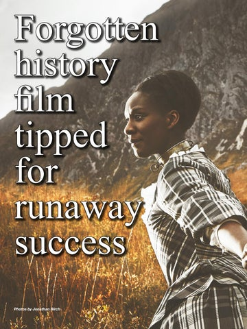Page 8 of Forgotten history film tipped for runaway success