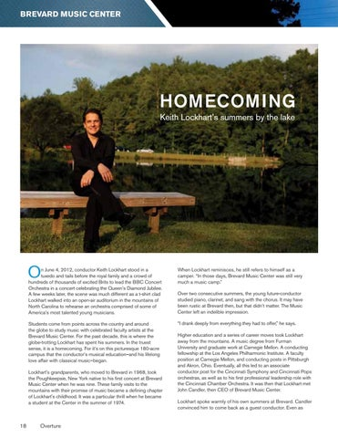 Page 18 of Homecoming