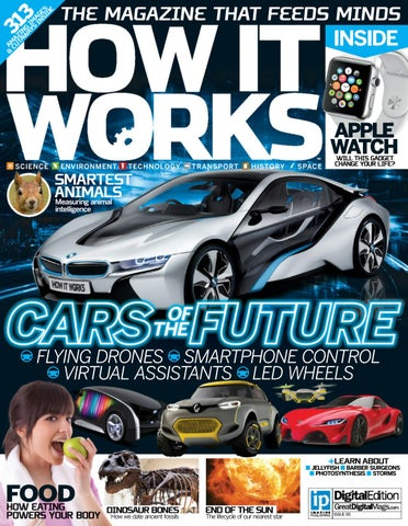 How It Works   Cars Of The Future | Osama By Osama   Issuu