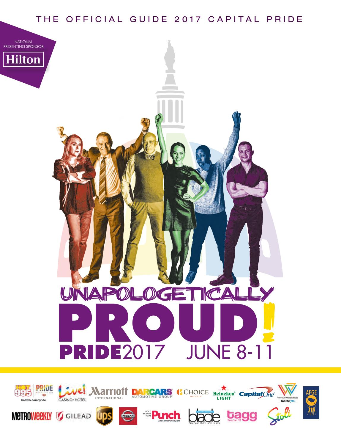 14ae85744 The Official Guide to Capital Pride 2017 by Capital Pride - issuu
