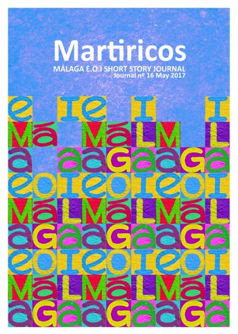Martiricos 2017 By Juan Manuel Lopez Garcia Issuu
