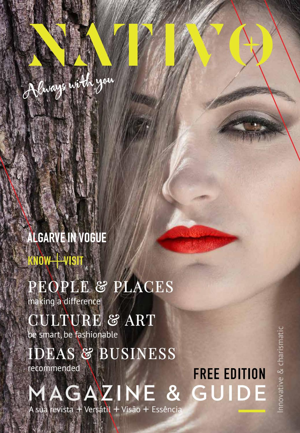 Nativo magazine guide algarve by nativo magazine guide issuu fandeluxe Choice Image