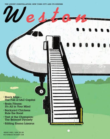 df31e9b77 Weston 60 by Weston Magazine Group - issuu