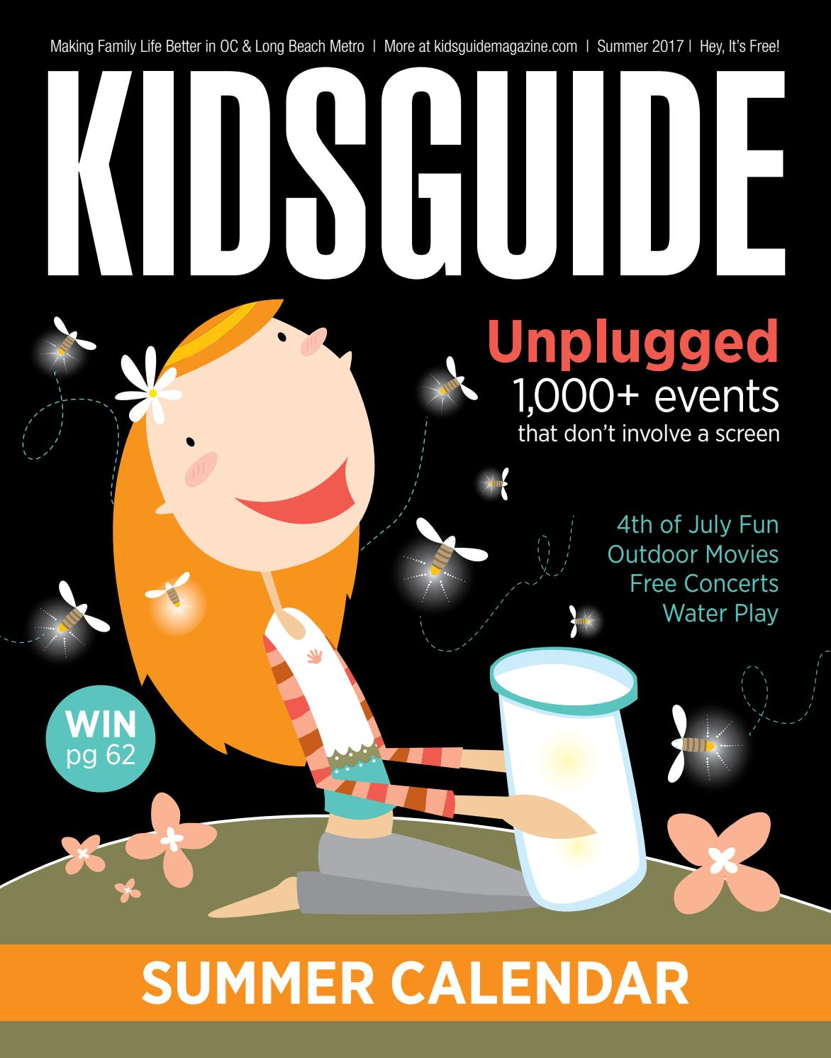Kidsguide Summer Calendar 2017 By Issuu Squishy Circuits Makers As Innovators Hardcover Target