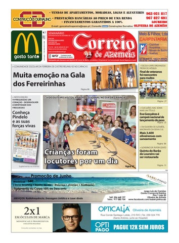 f90732aed4fed 6 06 2017 by Correio de Azeméis - issuu