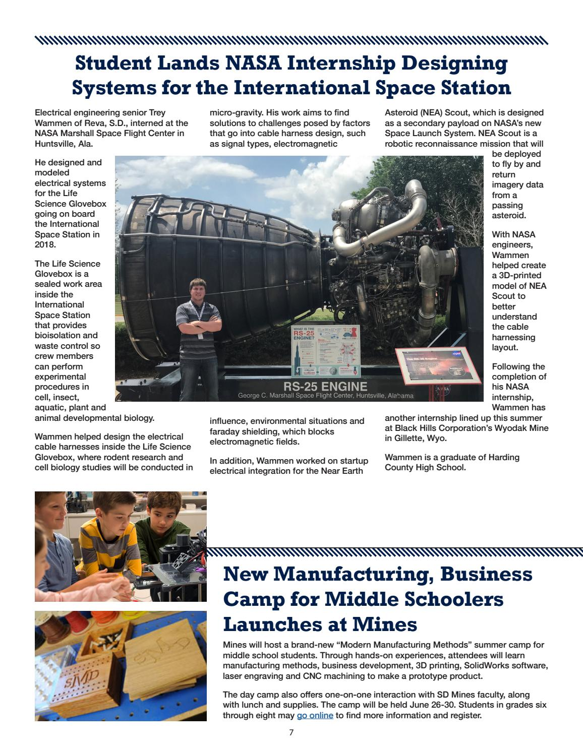 Legacy News June 2017 by South Dakota School of Mines and Technology