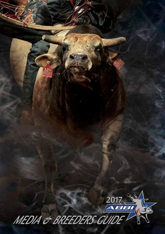 2017 ABBI Media and Breeder Gude by American Bucking Bull Inc - issuu 334b9f0c07bc