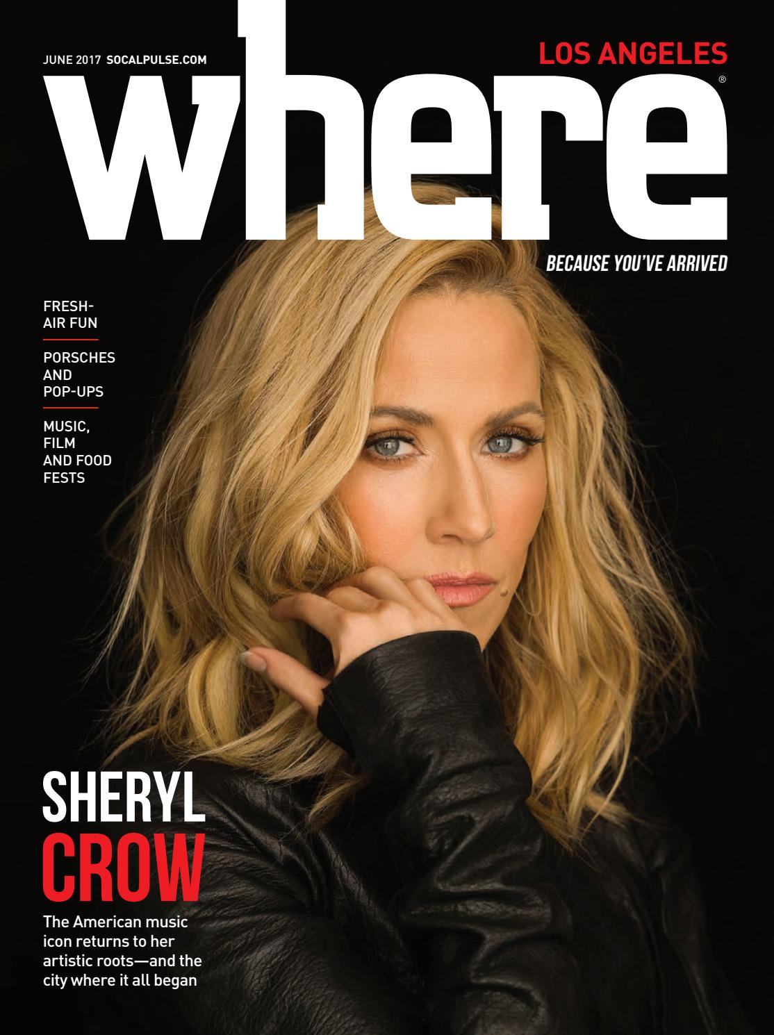 ee46f59aff36 WHERE Los Angeles Magazine June 2017 by SoCalMedia - issuu