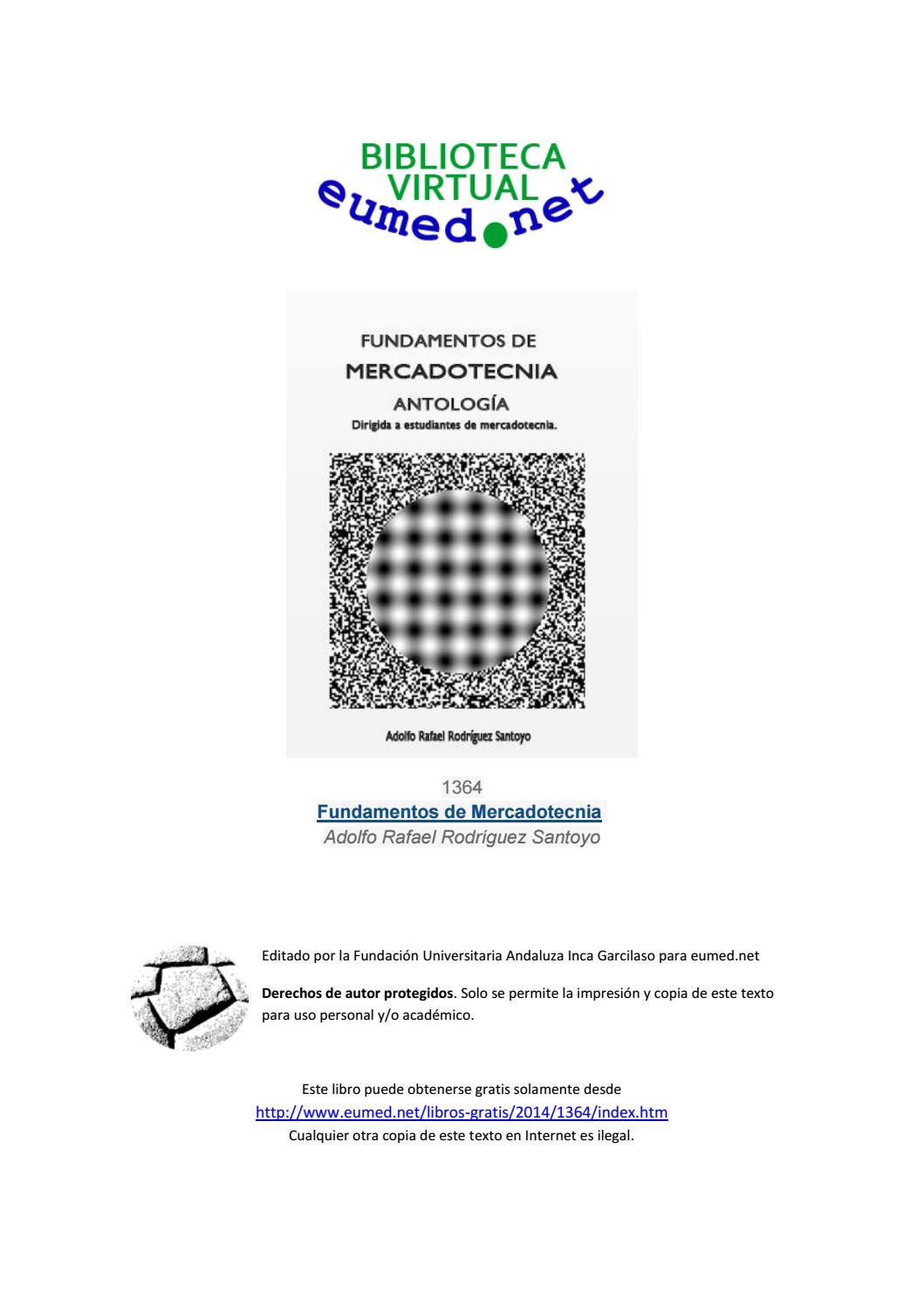 Libro introduccion al marketing by Victor Hugo Ojeda Montero - issuu