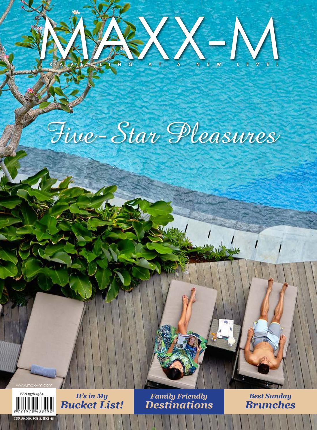MAXX-M Five-Star Pleasures 2017 by Maximillian Publishing - issuu