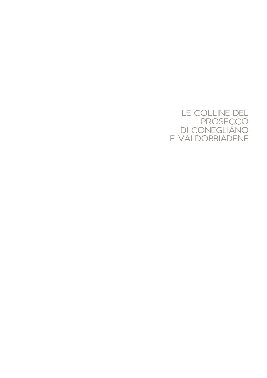 Dossier di Candidatura - Le colline del Prosecco di Conegliano e  Valdobbiadene by Conegliano Valdobbiadene Prosecco Superiore - issuu cdb06802a40c
