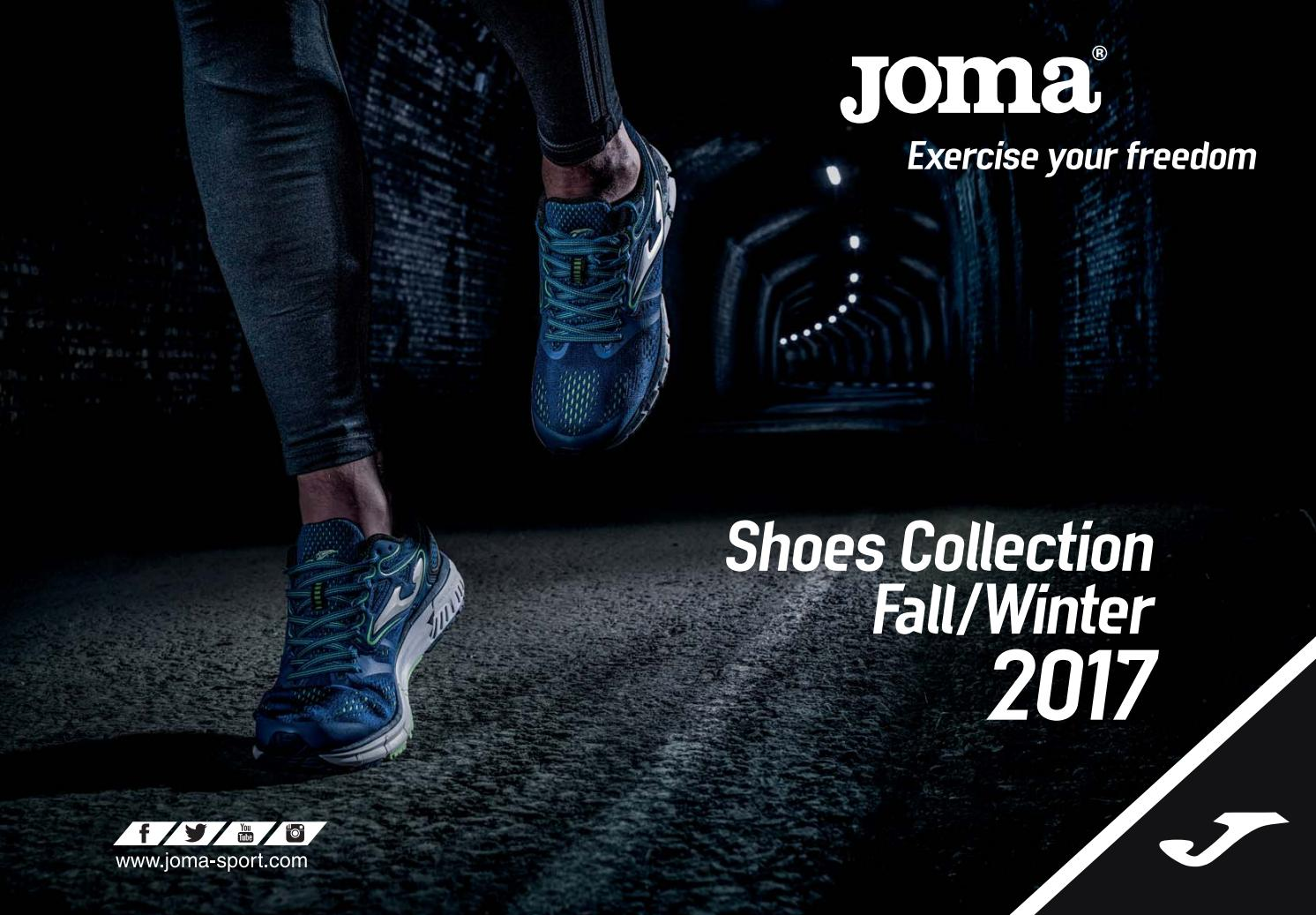 f9ec0b6d1773e JOMA shoes fall winter 2017 by joma-sport - issuu