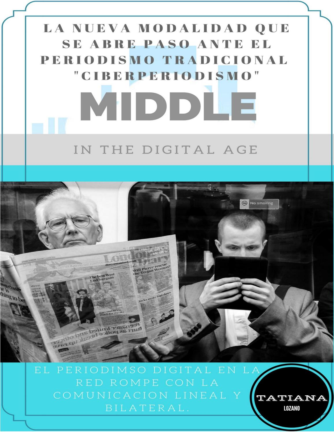 MIDDLE- In the Digital Age by Mitchelle Tatiana Lozano Rodriguez - issuu