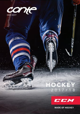 375fcd0b98ee0 CONTE Hockey Katalog 2017 18 by Conte Sports - issuu