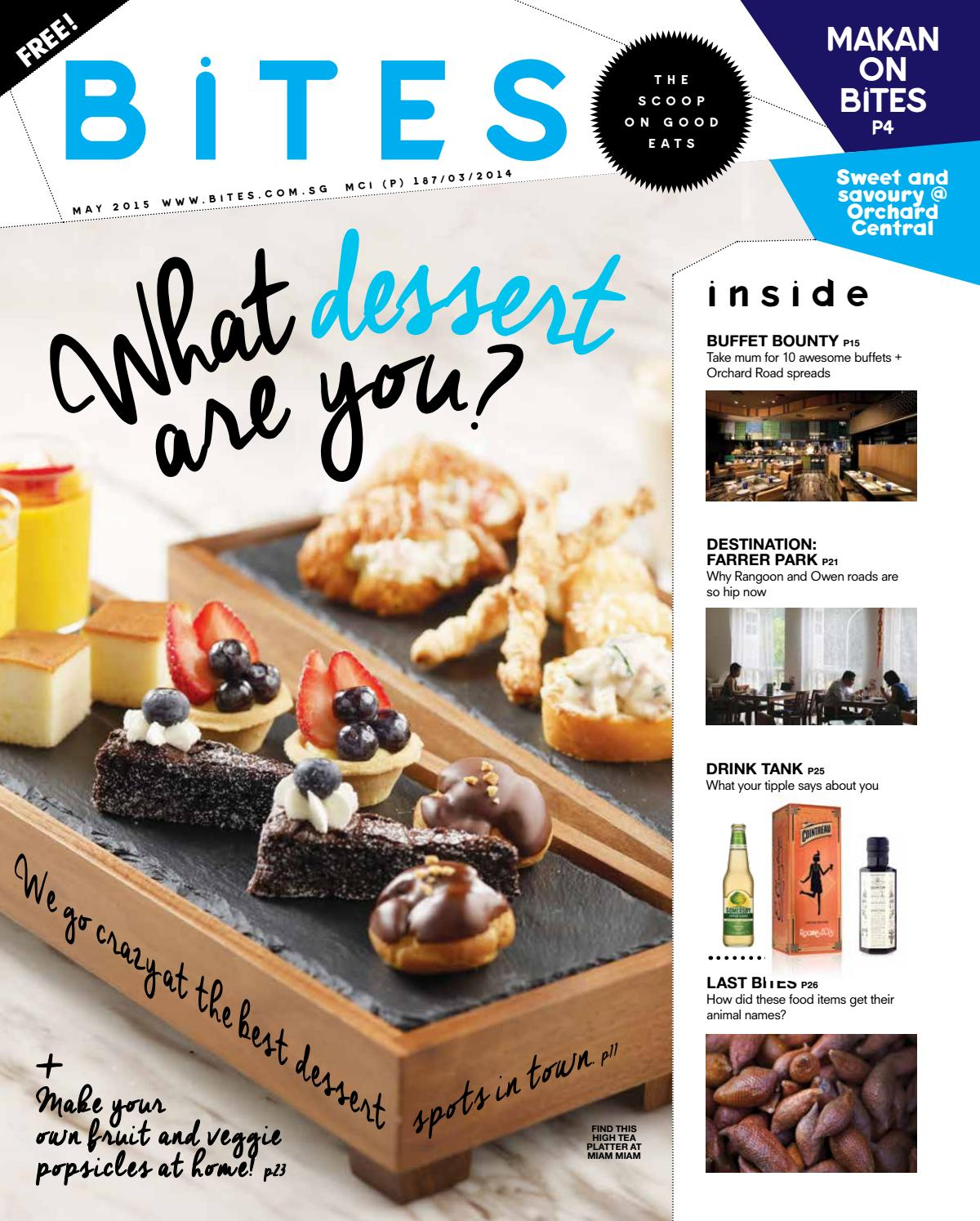 29eb5febe0f08 BiTES - The Scoop on Good Eats (May 2015) by BiTES - The Scoop on ...