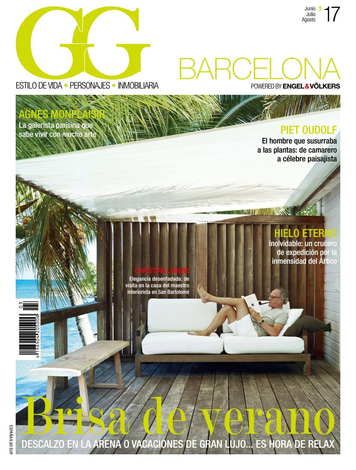GG Magazine 03/17 Barcelona by GG-Magazine - issuu