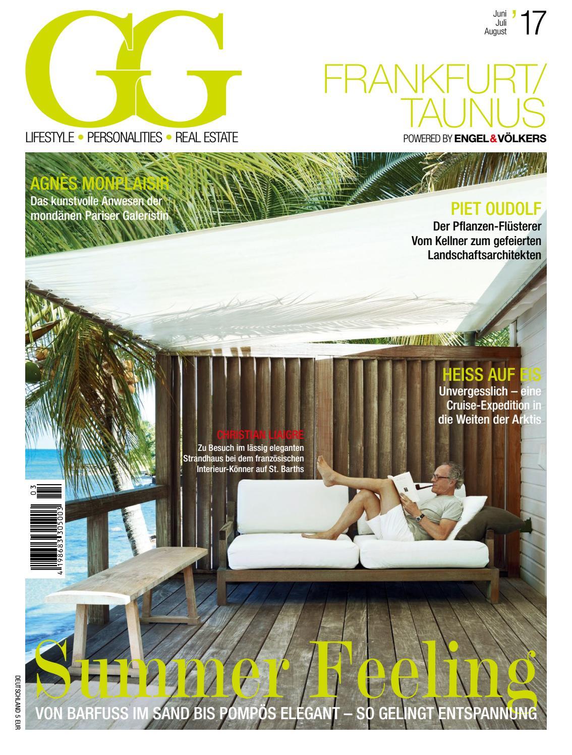 GG Magazine 03/17 Frankfurt by GG-Magazine - issuu