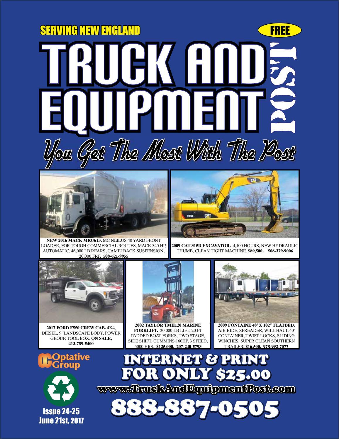 Truck equipment post 24 25 2017 by 1ClickAway - issuu