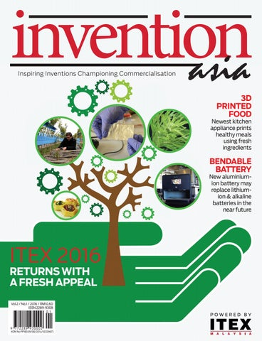 Invention Asia vol. 2 no. 1 - 2016