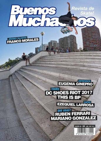 Edición  82 by Revista Buenos Muchachos - issuu 2b903e0711bb