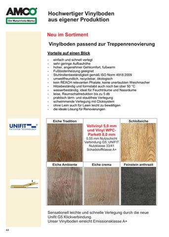 Amco Katalog By Kaiser Design Issuu - Vinylboden für nassräume