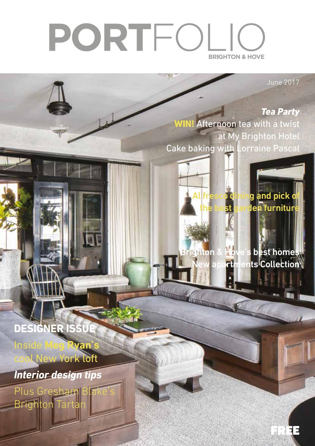 Portfolio Magazine June 2017 By PORTFOLIO Publications