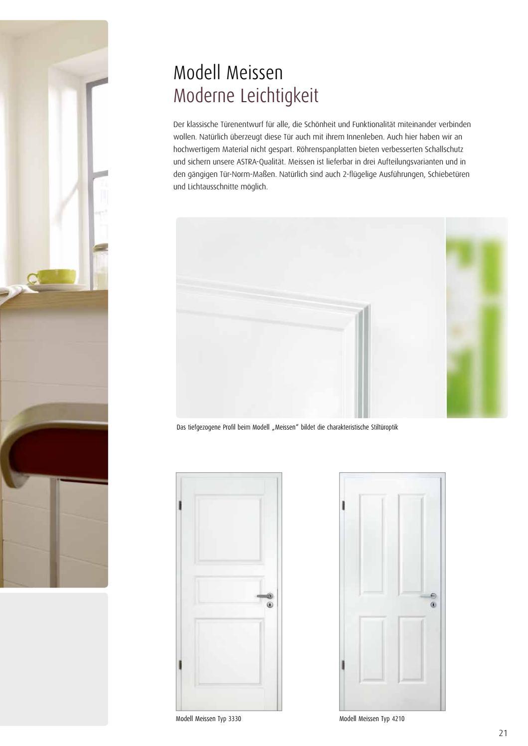astra türen-kollektion by kaiser design - issuu