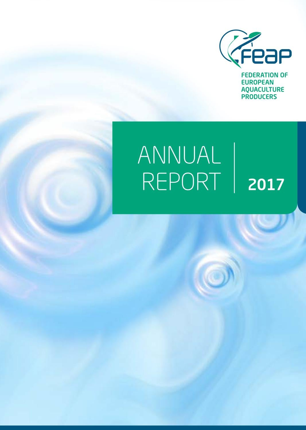 FEAP ANNUAL REPORT 2017 by FEAP - issuu