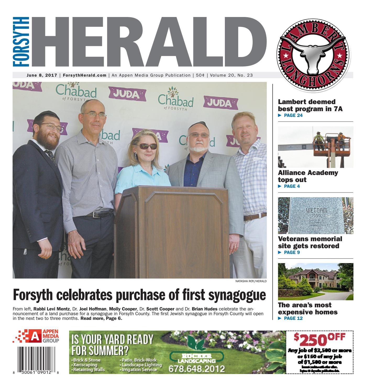 Forsyth Herald June 8 by Appen Media Group issuu
