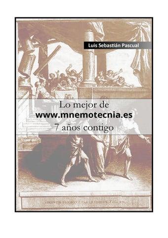 Lo mejor de mnemotecnia memorizar aprender idiomas esquemas y page 1 urtaz Gallery